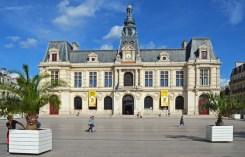 Hötel de Ville (Ayuntamiento) de Poitiers