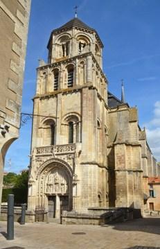 Torre Iglesia Santa Radegunda
