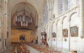 Nave central - Iglesia Santa Radegunda