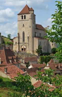 Torre y torreón de la escalera