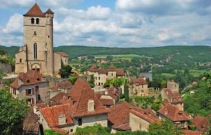 Saint-Cirq-Lapopie y su entorno