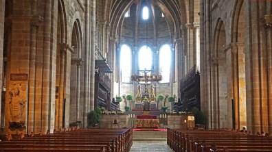 Catedral Bamberg - Ábside San Pedro
