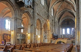 Catedral Bamberg - Nave Central