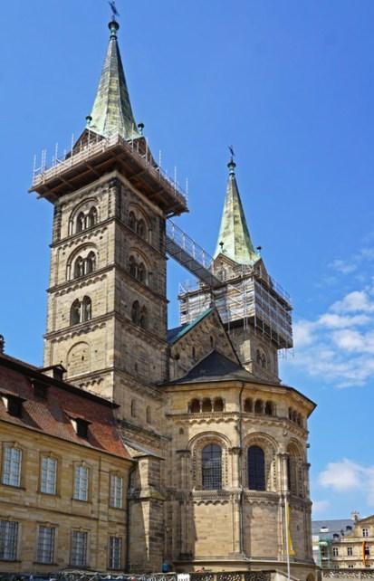 Ábside de San Jorge - Catedral Bamberg