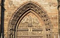 Tímpano del pórtico (Lorenzkirche)