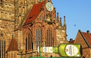 Frauenkirche en Hauptmarkt