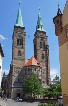 Torres Iglesia San Sebaldo