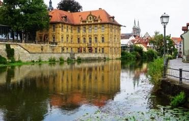 Villa Concordia junto al Regnitz