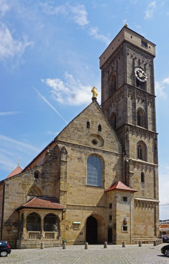 La Iglesia de Nuestra Señor (Obere Pfarre)