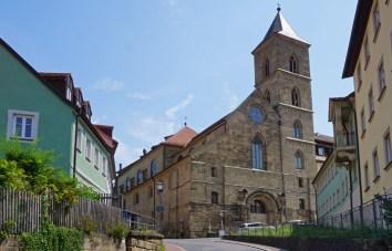 Iglesia de Santa María (Bergstadt)