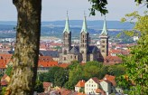 Catedral de Bamberg desde el Mirador