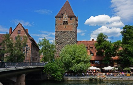 Heubrücke y Torre de la Cárcel (Schuldturm)