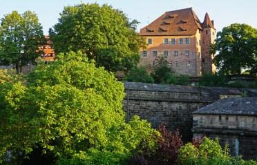 Murallas del Castillo de Núremberg