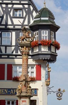 Fuente San Jorge (Georgsbrunnen)