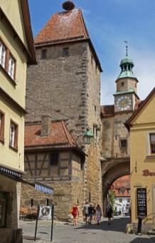 Arco de Röder y Markusturm
