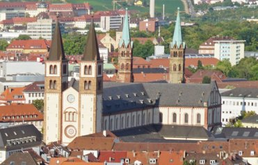 Catedral de Wurzburgo (Dom)