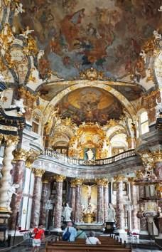 Capilla de la Residenz Wurzburgo