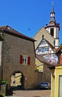 Puerta de la Ciudad (Creglingen)