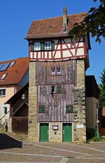 Granero en Creglingen