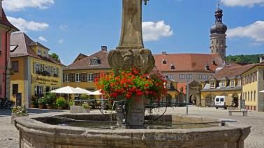 Fuente del Mercado (Marktbrunnen)