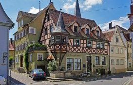 Haus am Rosenbrunnen