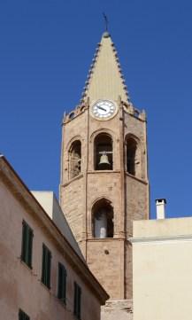 Alguero. Torre de la Catedral