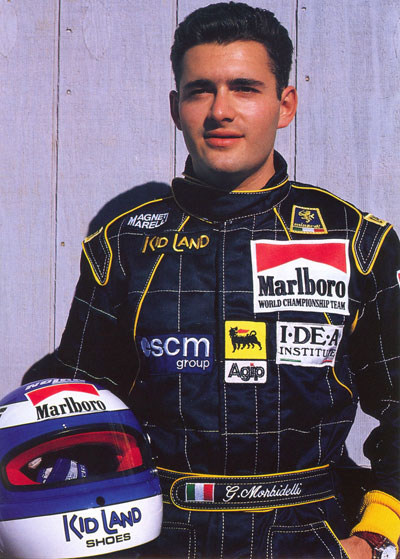 Image result for 1992 gianni morbidelli