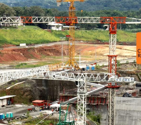 Ampliacion del Canal de Panama / Esclusas de Gatun