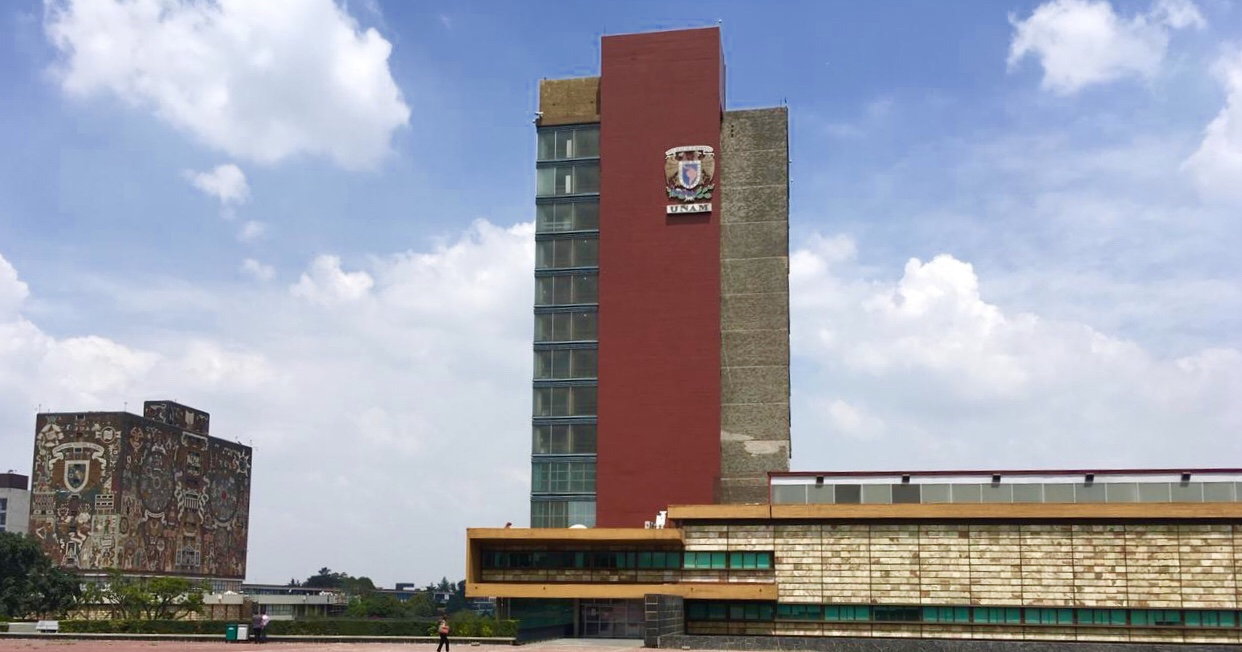 Mensaje del Rector de la UNAM