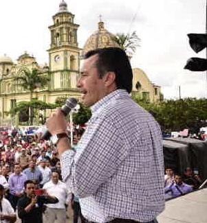 """El nuevo """"Fiscal carnal"""" en Veracruz"""