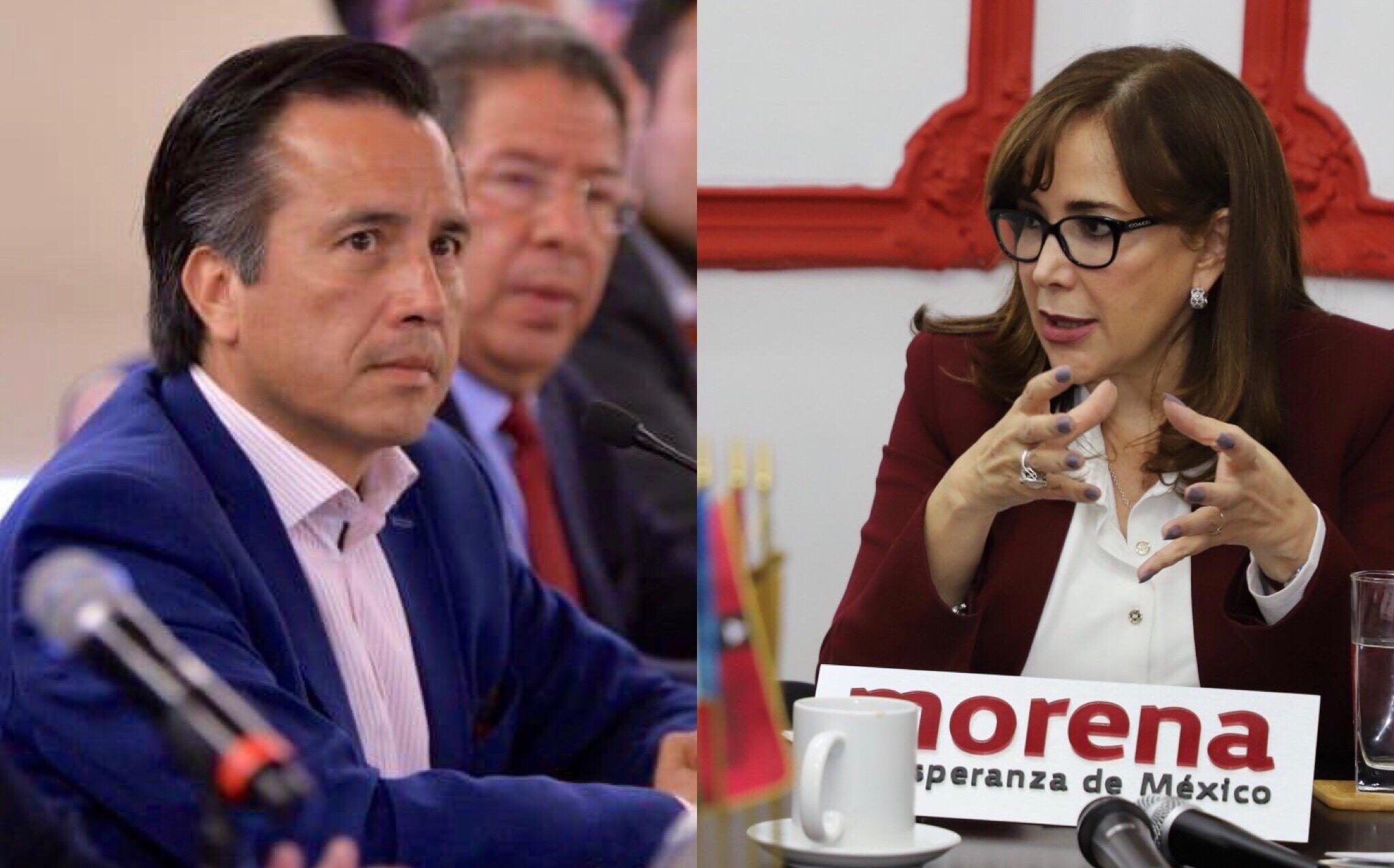 Yeidckol y Cuitláhuac, los más dañinos para AMLO: Por Alejandro Aguirre