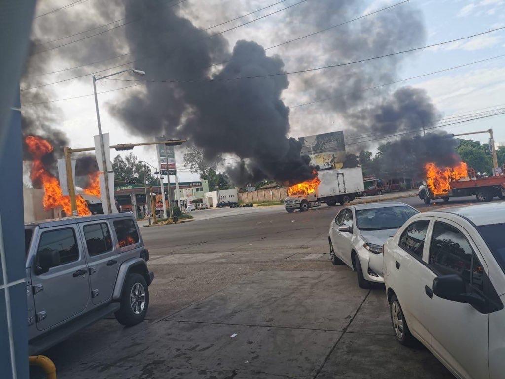 10 bombas de tiempo para AMLO por Culiacán
