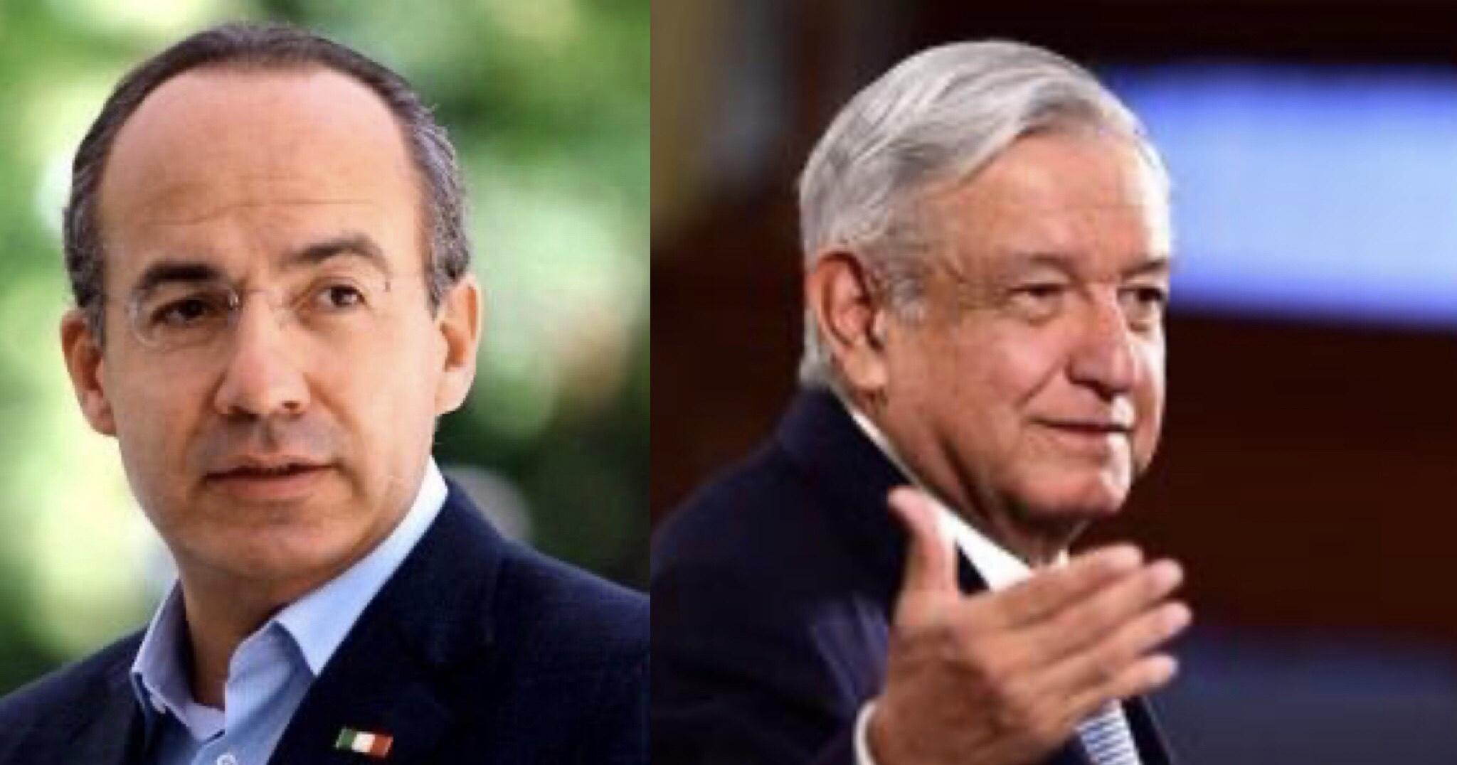 Calderón y la oposición desgraciada.
