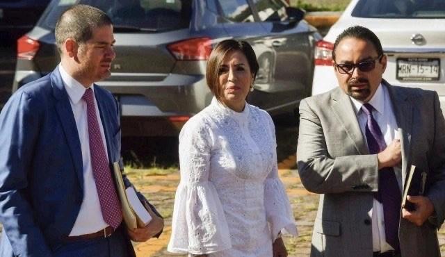 Rosario Robles podría hablar tanto como Lozoya