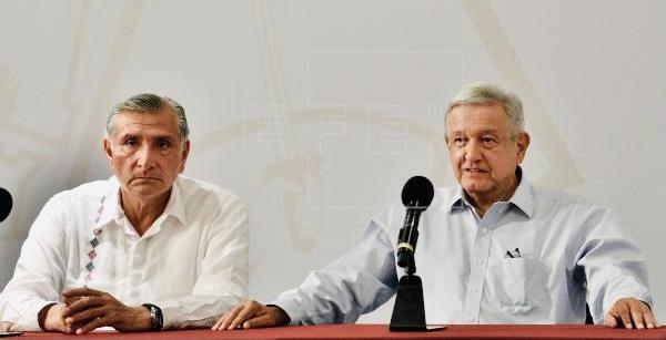 Con Trump, AMLO sigue el ejemplo de Peña y Videgaray.