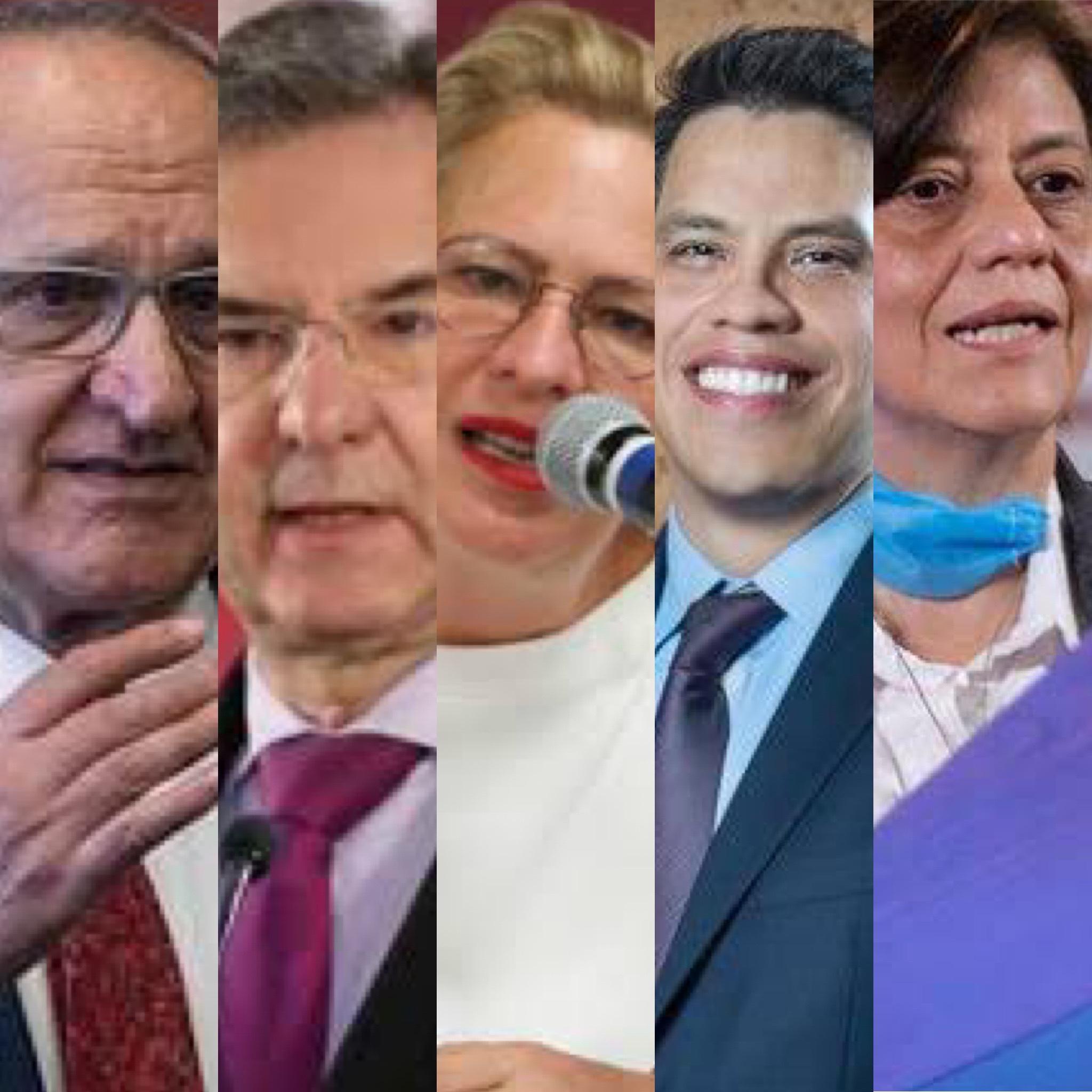¿Ya vieron quiénes son los embajadores de AMLO en 5 potencias mundiales?