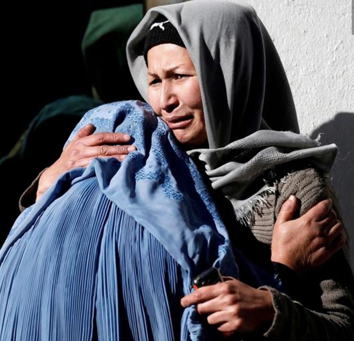 Los terroristas contra las mujeres