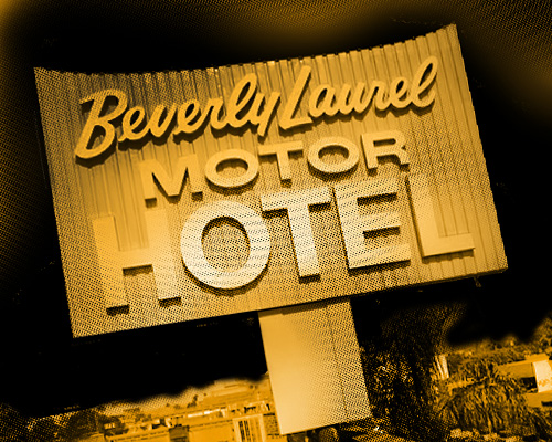 beberly laurel motor hotel