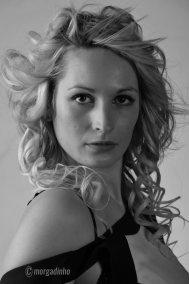 Portrait, modele : Anais