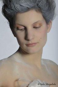Portrait, modèle : Anne-Sophie