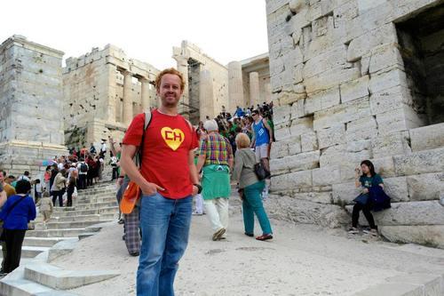 Notas de mi viaje a Grecia