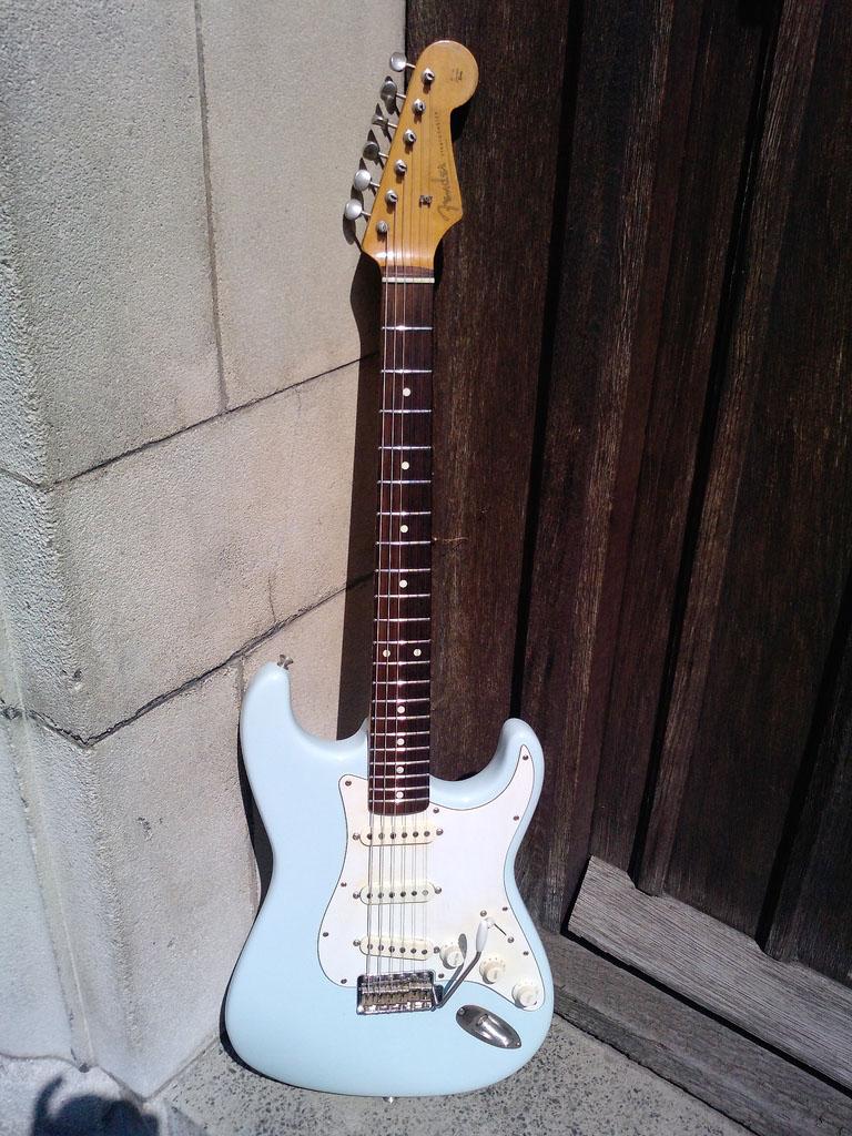 1986 Fender American Vintage '62 Stratocaster