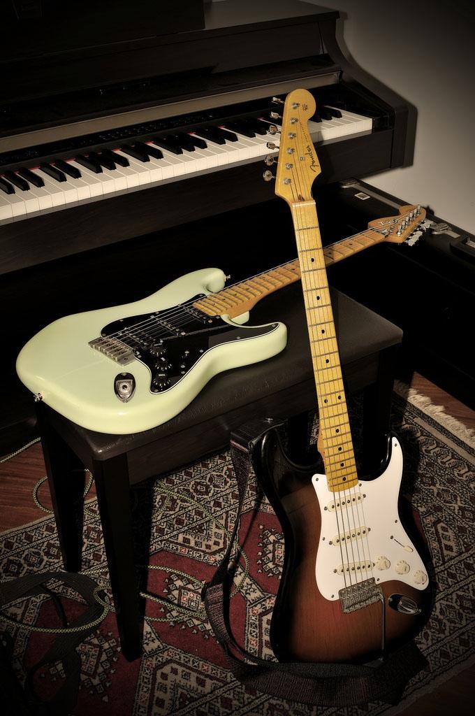 Fender Stratocaster History