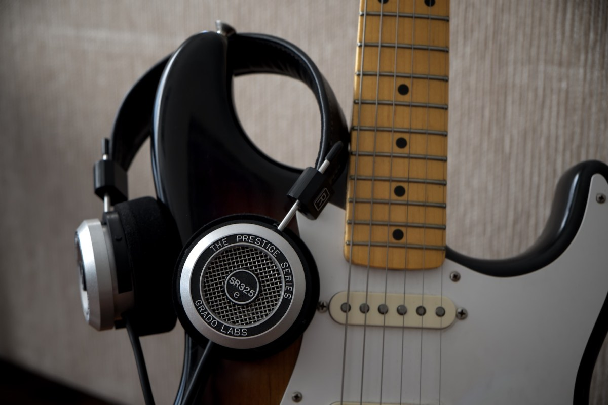 Grado SR325e headphones review