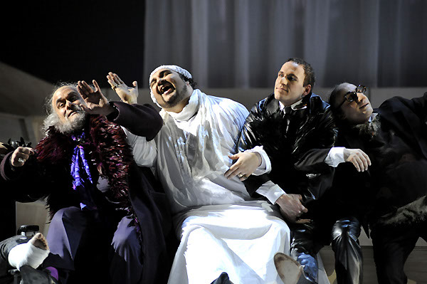 carlos wagner, gianni schicchi