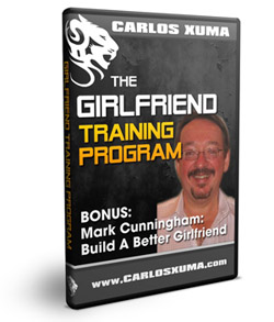 1 Bonus MarkCunningham1 sml - Carlos Xuma – Girlfriend Training Program : How To Keep Your Girlfriend Attracted To You And Into You