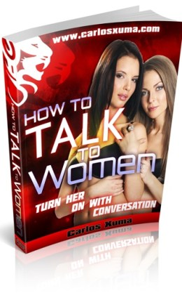 PBOOK001 sml - How to Talk to Women by Carlos Xuma