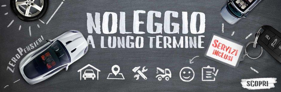 Offerta Promo Noleggio Auto Lungo Termine a Budrio con Autonoleggio per Privati Professionisti e Aziende Carlotti Luciano Srl