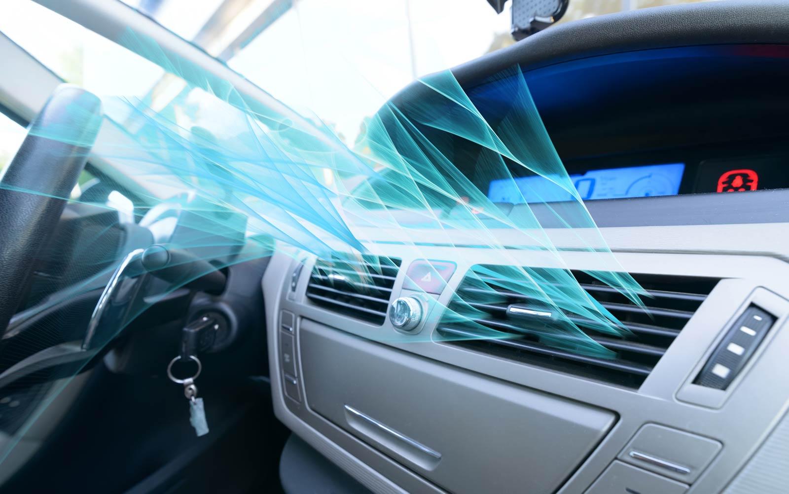 Sanificazione Abitacolo e Igienizzazione Impianto Clima Auto Budrio Carlotti Luciano Srl