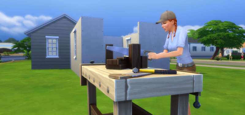 Build A House In Sims 4 For Many Simmers Building